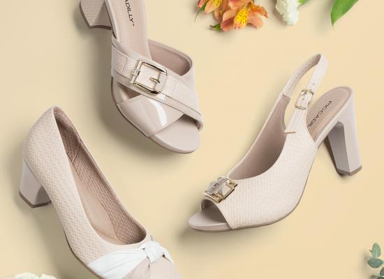 4c6fd33991 O conforto tem sido uma questão chave entre as tendências de sapatos desde  as últimas temporadas. Agora o importante na moda é sentir-se bem com o que  ...